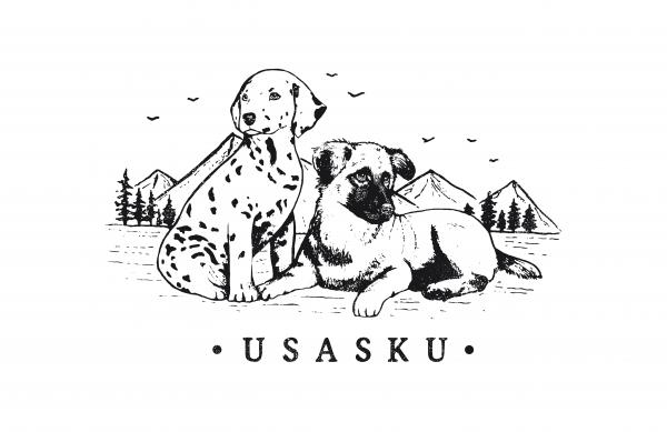 Usasku - criadores Guipuzcoa - Gipuzkoa - España - Dalmata - Pastor vasco - Euskal Artzain Txakur - Basque Shepherd